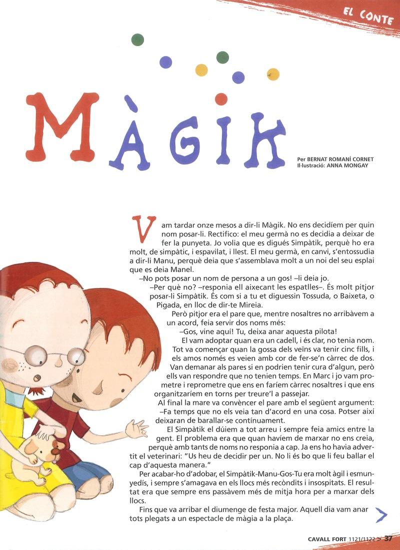 magik 1