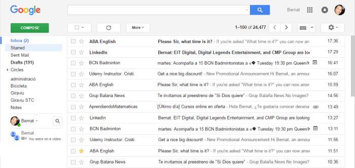 gmail a criticar 6